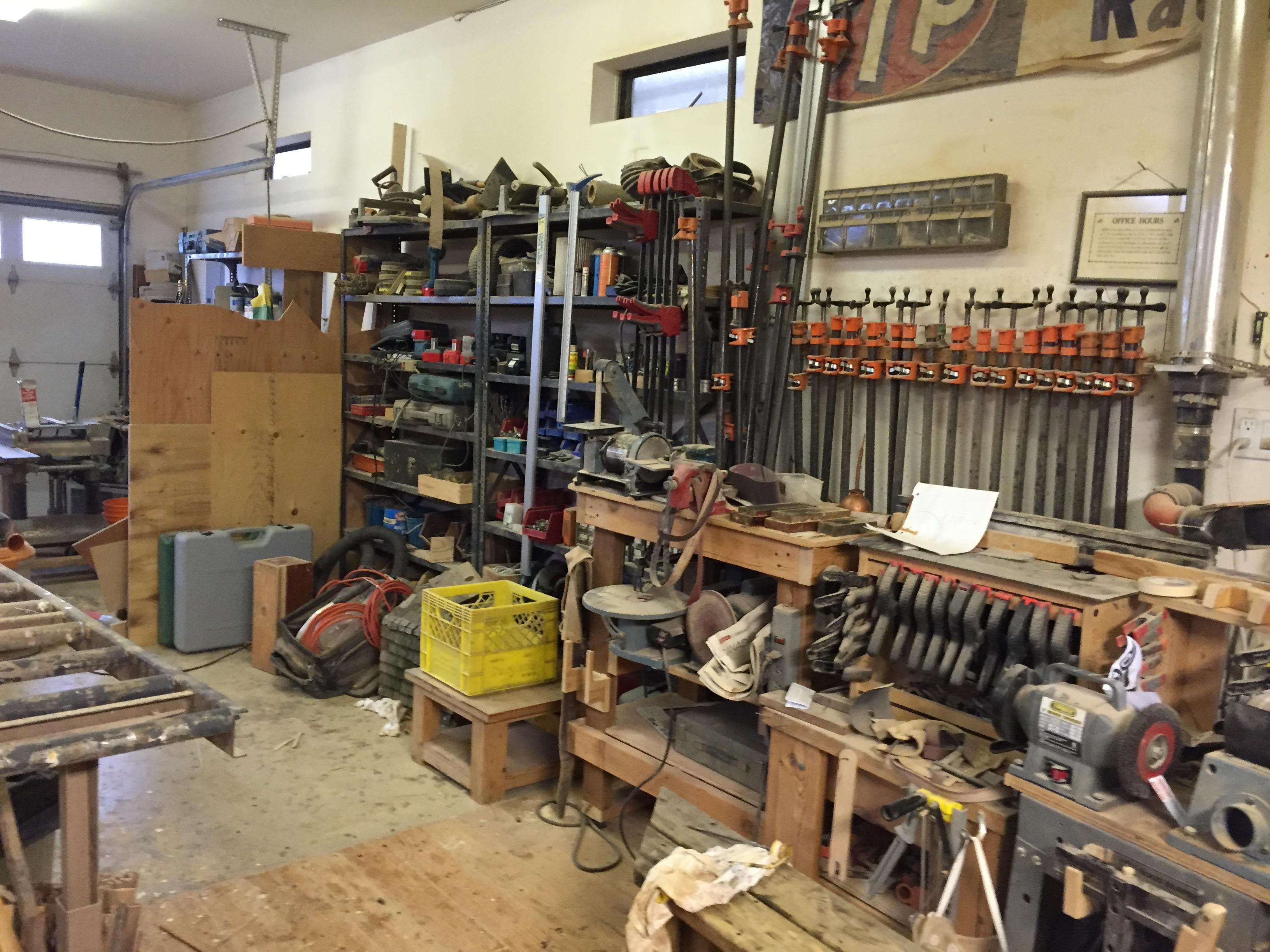 Ernie's shop 1
