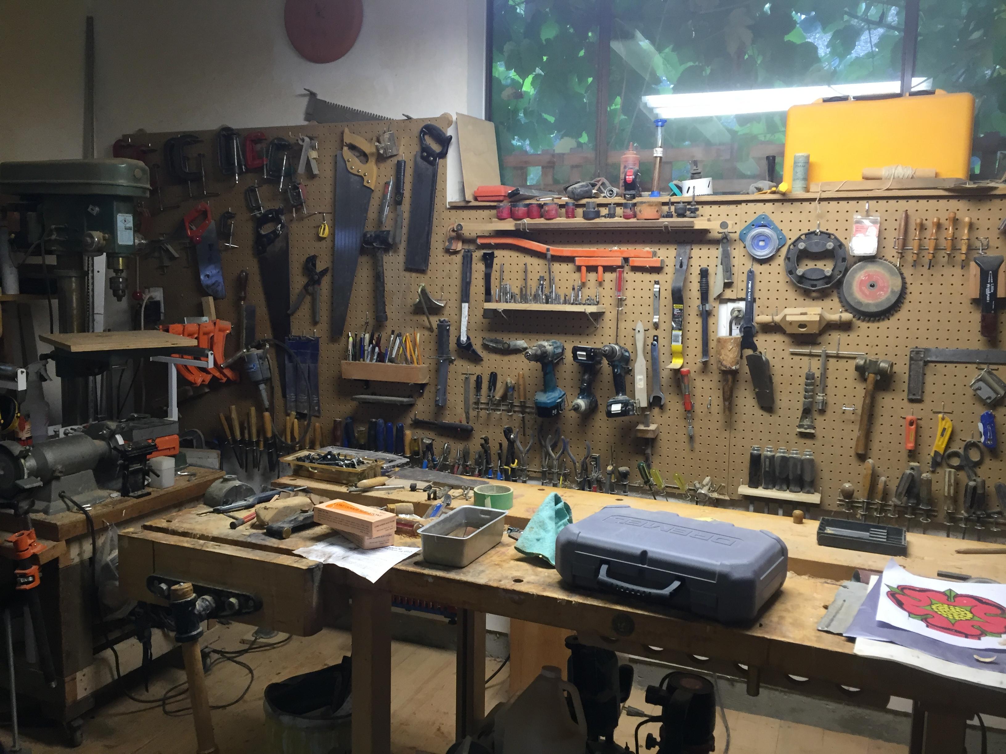 Ernie's shop 2