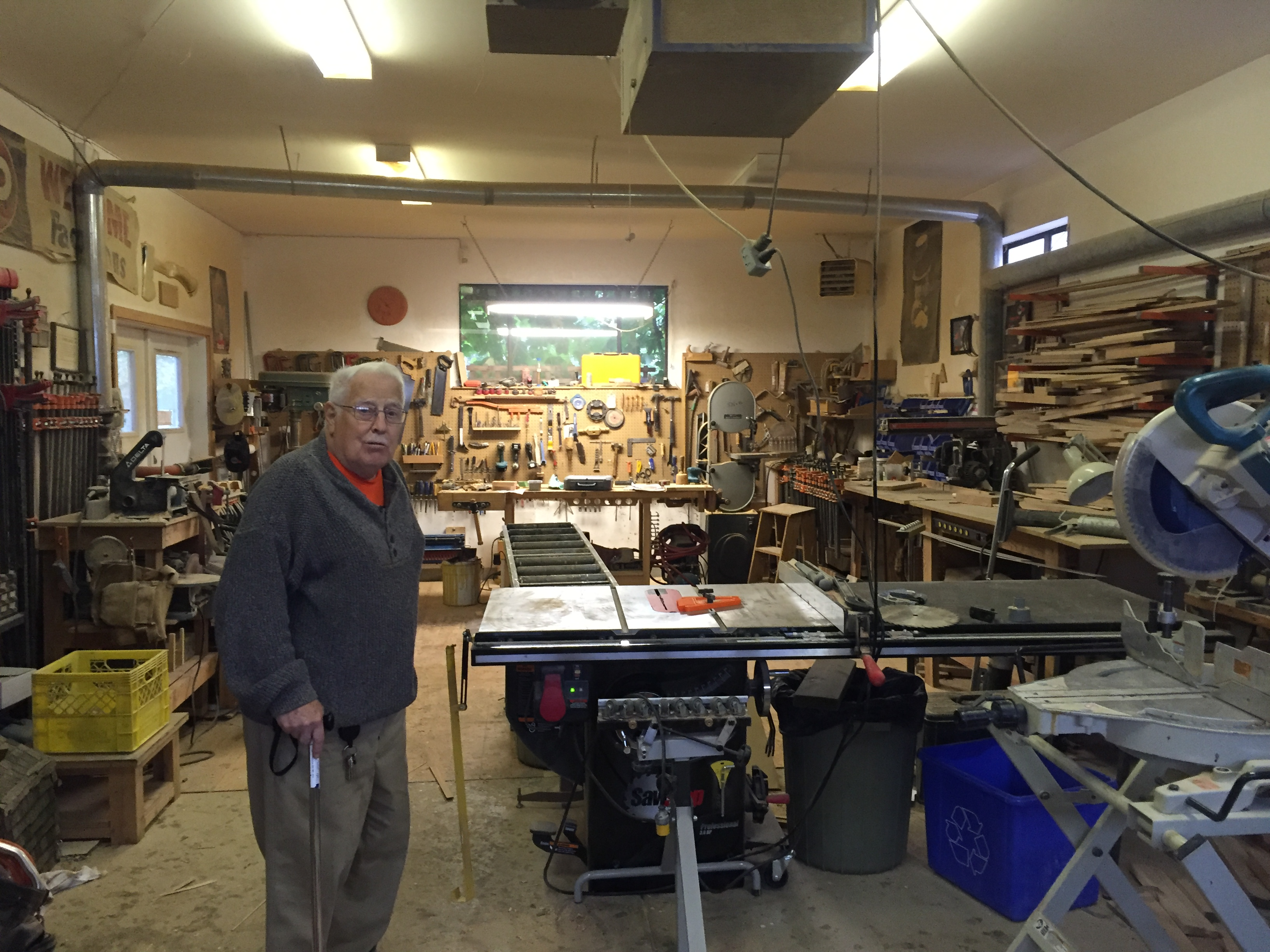Ernie's Workshop 1